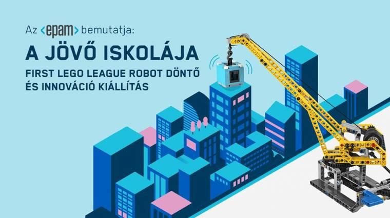 Szumózó robotok, versenyek és innováció kiállítás várja az egész családot bevezetőkép