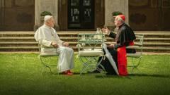 A két pápa - Kritika kép