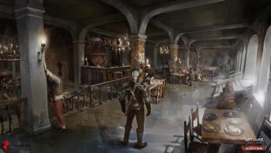 Így kell rajzolnod ahhoz, hogy a The Witcher 3: Wild Hunt grafikusa lehess