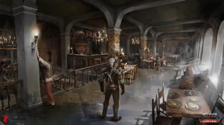 Így kell rajzolnod ahhoz, hogy a The Witcher 3: Wild Hunt grafikusa lehess bevezetőkép