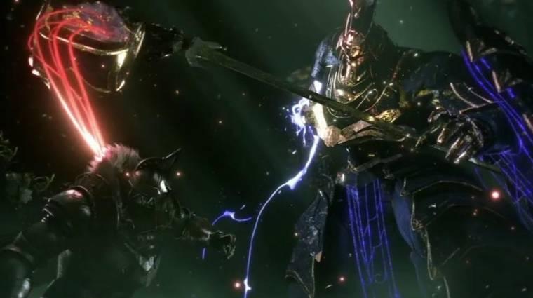 Pörgős traileren a PlatinumGames újdonsága, a Babylon's Fall bevezetőkép