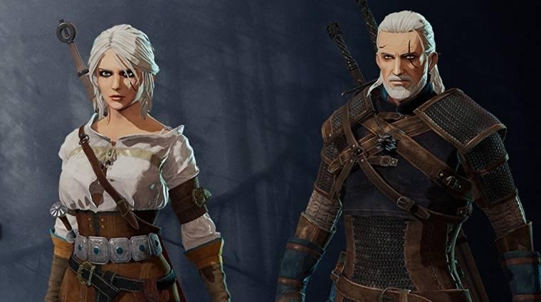 Ott bukkant fel Geralt és Ciri, ahol nem vártuk bevezetőkép