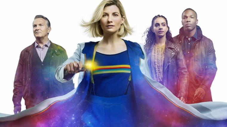 Doctor Who 12. évad - a premier napjára is fény derült az új magyar feliratos előzetesben bevezetőkép