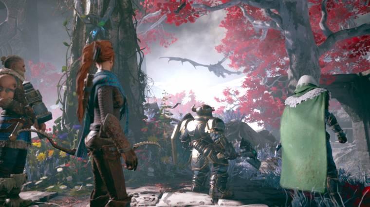 Bemutatkozott a Dark Alliance, az új Dungeons & Dragons játék bevezetőkép