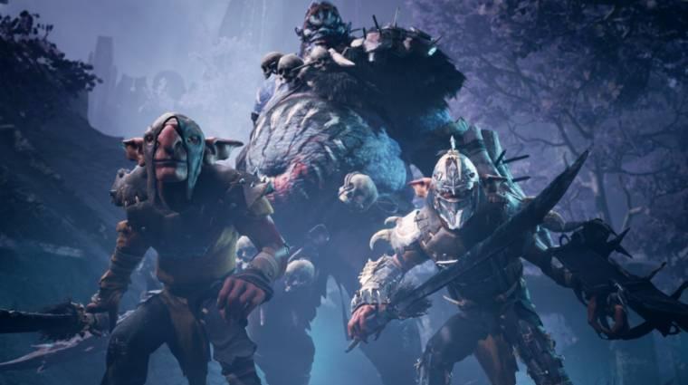 Zúzós gameplay videót villantott az új Dungeons & Dragons játék bevezetőkép