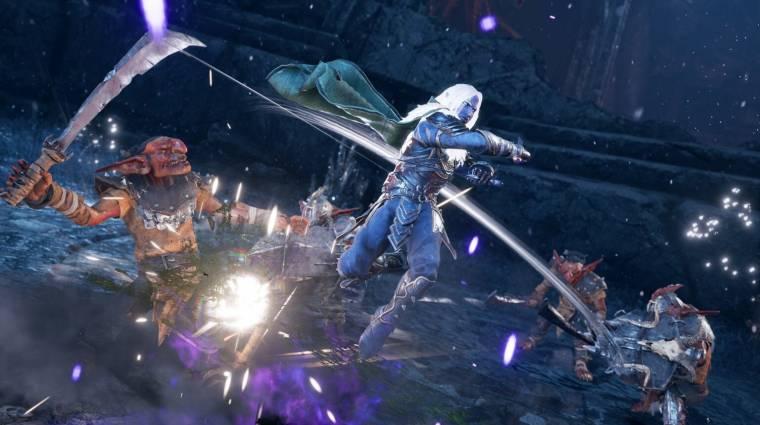Egy fontos funkció nélkül jelenik meg a Dungeons & Dragons: Dark Alliance bevezetőkép