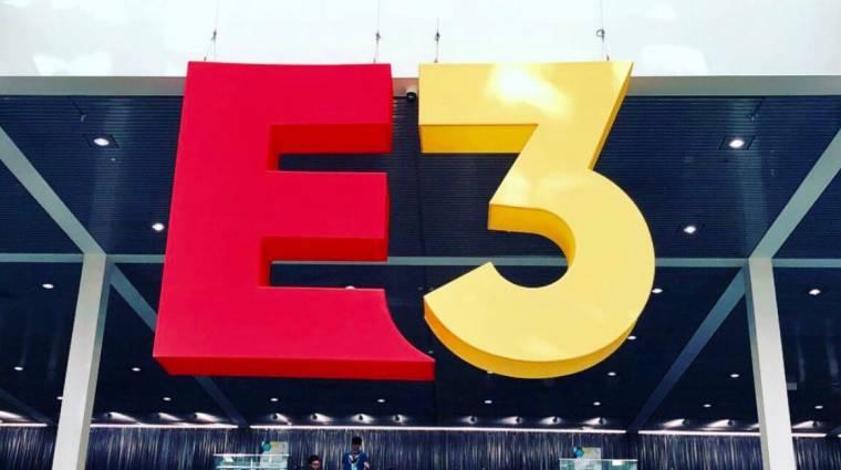 Ekkor jön a következő E3 bevezetőkép