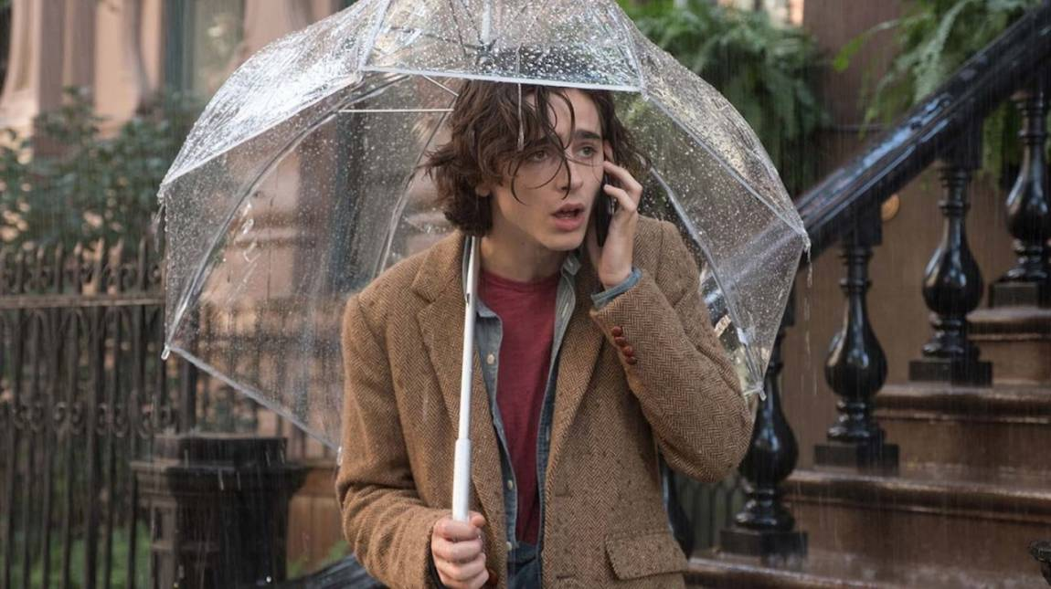 Egy esős nap New Yorkban - Kritika kép