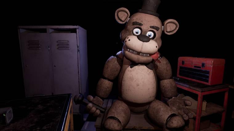VR nélkül is játszható lesz a Five Nights at Freddy's: Help Wanted bevezetőkép