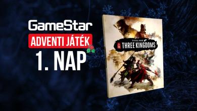 GameStar adventi játék 1. nap – irány Kína!