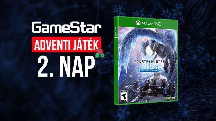 GameStar adventi játék 2. nap - a szörnyek nem vadásszák le magukat bevezetőkép