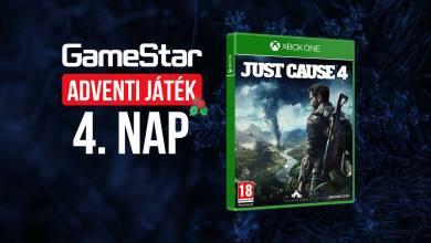 GameStar adventi játék 4. nap – egy kis káosz?