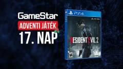 GameStar adventi játék 17. nap - menekülés Raccoon Cityből kép