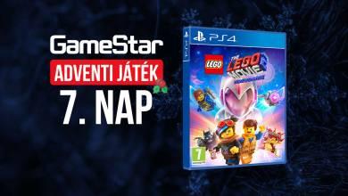 GameStar adventi játék 7. nap – minden szupi-szuper!