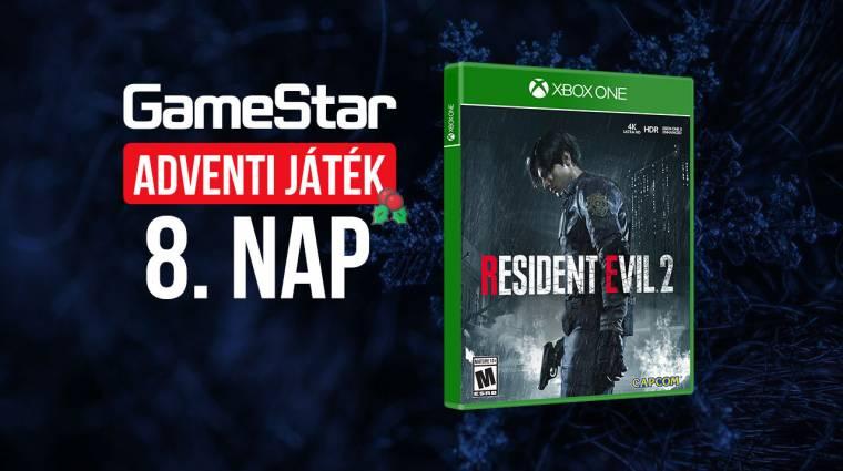 GameStar adventi játék 8. nap - Raccoon City visszavár bevezetőkép