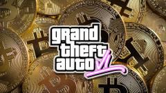 Halad a korral a Rockstar, állítólag kriptovaluták is lesznek a GTA 6-ban kép