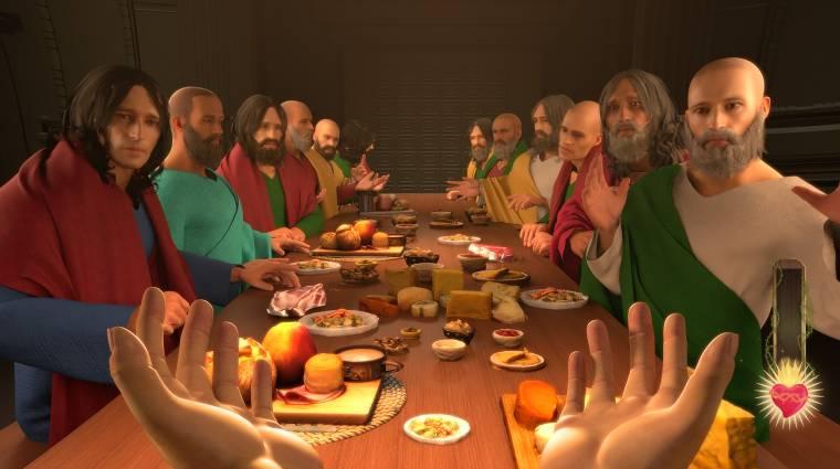 Napi büntetés: készül a Jézus Krisztus szimulátor bevezetőkép