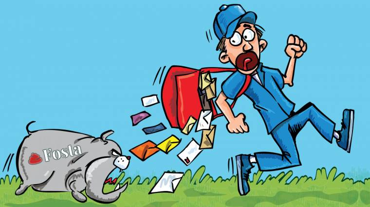 Valakit úgy kiborított a Posta, hogy indított egy zseniális szolgáltatást kép