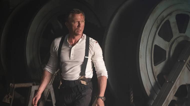 Megérkezett a 007 Nincs idő meghalni szinkronos előzetese! kép