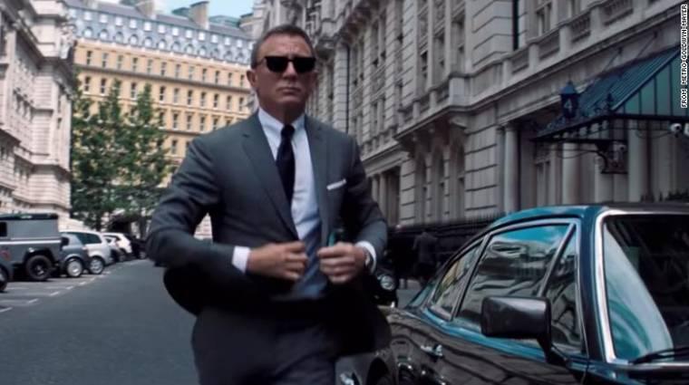 Készüljetek: nagyon hosszú lesz a következő James Bond film bevezetőkép