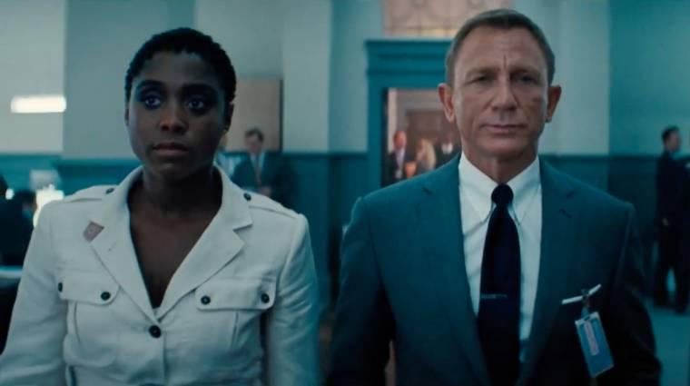 007: Nincs idő meghalni - Bond morcos az első magyar feliratos előzetesben bevezetőkép