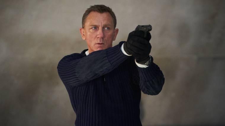 Szinkronosan is nézhető a 007: Nincs idő meghalni második előzetese bevezetőkép