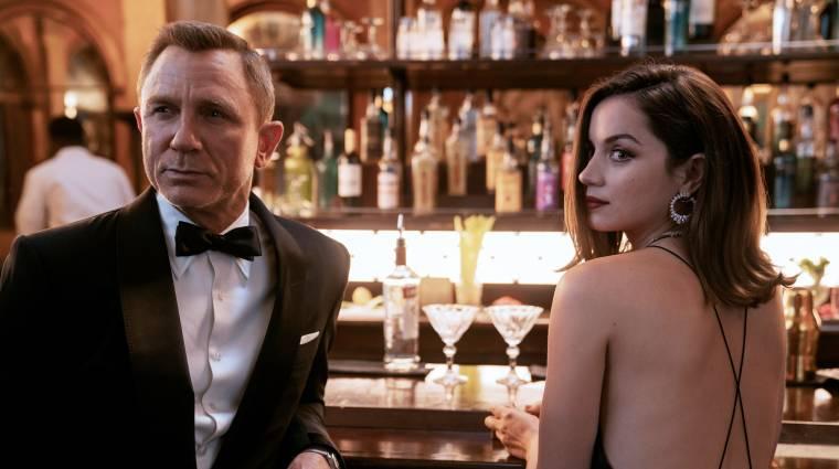 Elkerülheti a mozikat a legújabb Bond film, a Nincs idő meghalni bevezetőkép