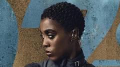 Lashana Lynch felkészült a támadásokra, amiért ő lesz az új 007-es ügynök kép