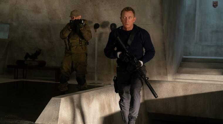 Még többet mutat a 007 Nincs idő meghalni utolsó trailere, nálunk magyar felirattal nézhető bevezetőkép