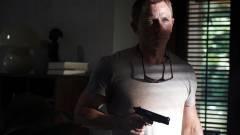 Könnyeivel küszködve búcsúzott Daniel Craig a Nincs idő meghalni forgatásának befejezése után kép