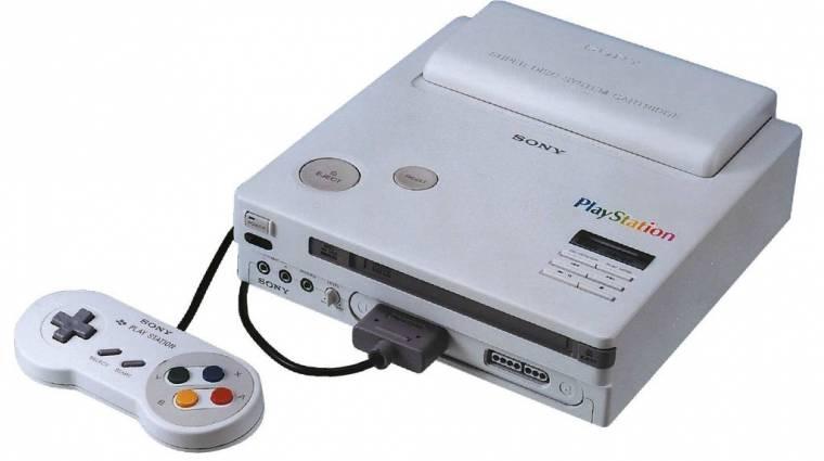 Februárban elárverezik a Nintendo Play Station prototípusát bevezetőkép