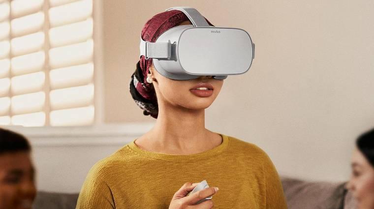 Búcsúzik az Oculus Go kép