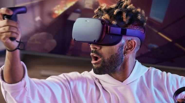 Közel 4K-s felbontással jön az Oculus Quest 2 bevezetőkép