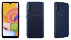 Olcsó Galaxy mobillal jött ki a Samsung kép