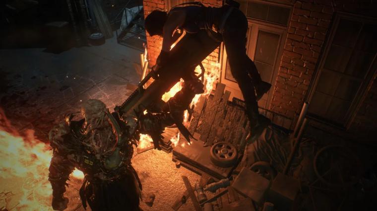 Ez a Resident Evil 3 Remake mod minden ellenfélből Nemesist csinál bevezetőkép