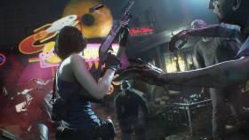Resident Evil 3 Remake kép
