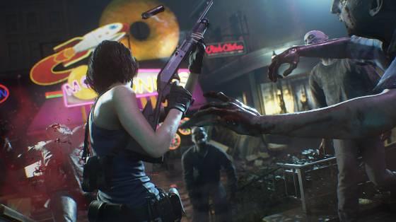 Resident Evil 3 Remake infódoboz