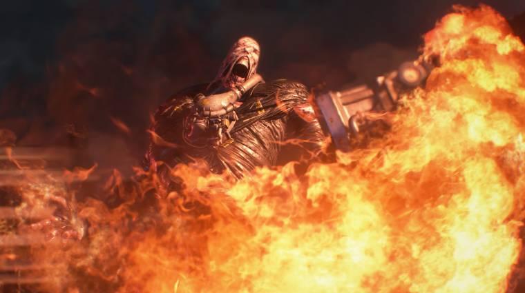 A széria egyik veteránja is dolgozik a Resident Evil 3 Remake-en bevezetőkép