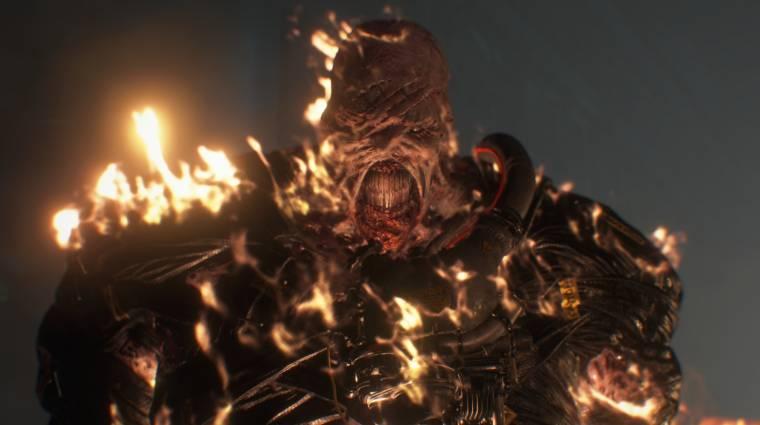 A Resident Evil 3 Remake új magyar feliratos előzetese a főellenségre koncentrál bevezetőkép