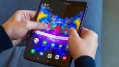 Samsung Galaxy Fold unboxing - ha akarom, telefon, ha akarom, tablet kép
