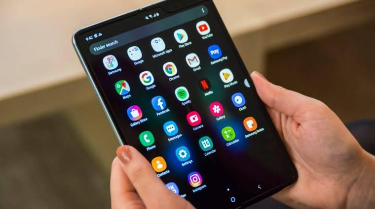 Kiderült, hogy mennyibe kerülhet a Samsung következő összehajtható okostelefonja kép
