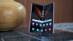 Elkezdődött a Samsung Galaxy Z Fold 3 gyártása kép