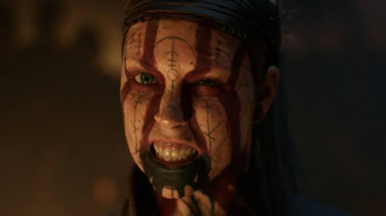 A Senuát alakító színésznő alaposan odateszi magát a Hellblade 2 miatt bevezetőkép