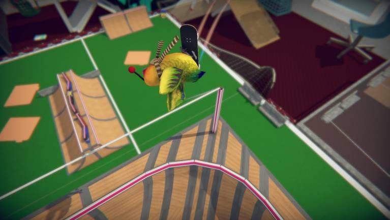 SkateBIRD teszt - nem lehet mindenki Sólyom Tóni fókuszban