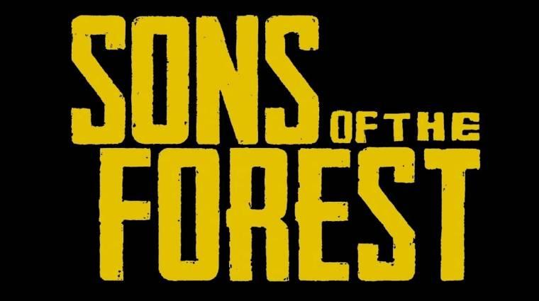 Érkezik a The Forest folytatása bevezetőkép