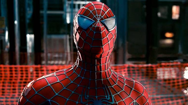 Így festett volna a Spider-Man 4 bevezetőkép