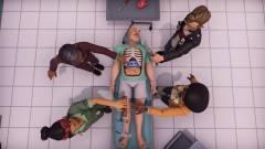 A Surgeon Simulator 2 még őrültebb pillanatokat ígér kép