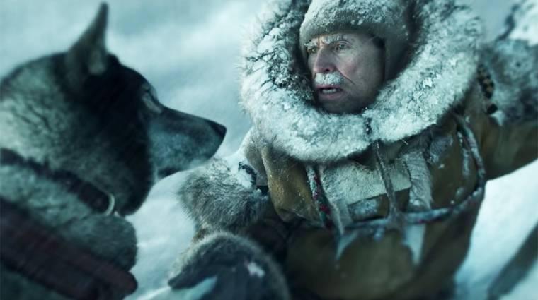 Előzetest kapott Willem Dafoe kutyás kalandfilmje kép