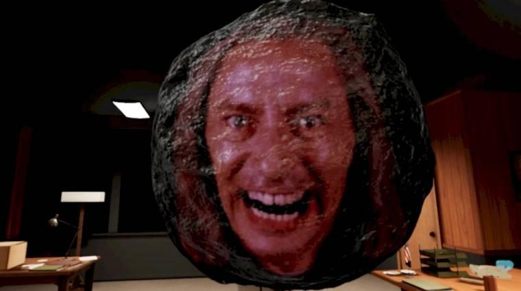 Új traileren a végtelenül fura Twin Peaks VR játék bevezetőkép