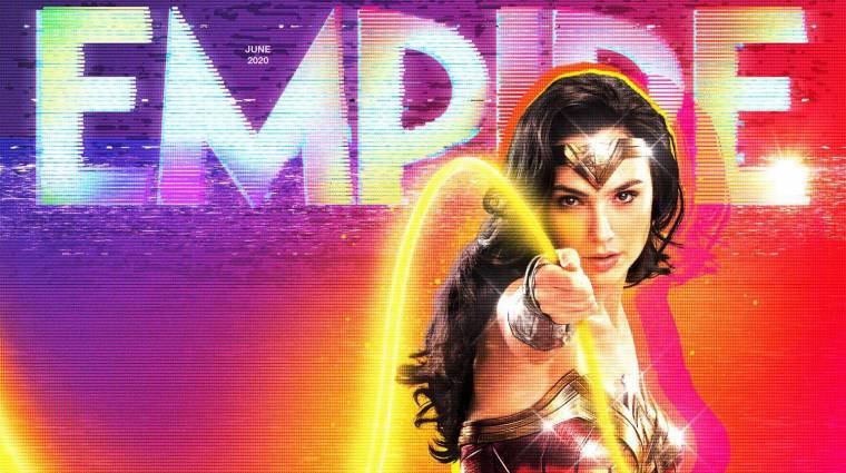Gal Gadot új Wonder Woman 1984 fotókon tündököl bevezetőkép